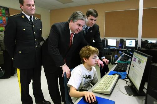 Le ministre de la Sécurité publique du Canada,... (Photo: PC)