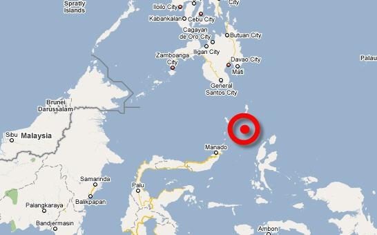 Un violent séisme a été enregistré tôt jeudi matin au large de la pointe...