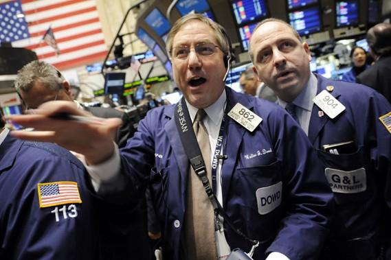 Les mauvaises nouvelles économiques ne cessent de s'accumuler,... (Photo: AP)