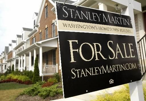 La chute des prix du logement aux États-Unis a... (Photo: Agence France-Presse)