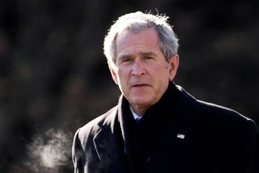 George W. Bush... (Photo: AP)