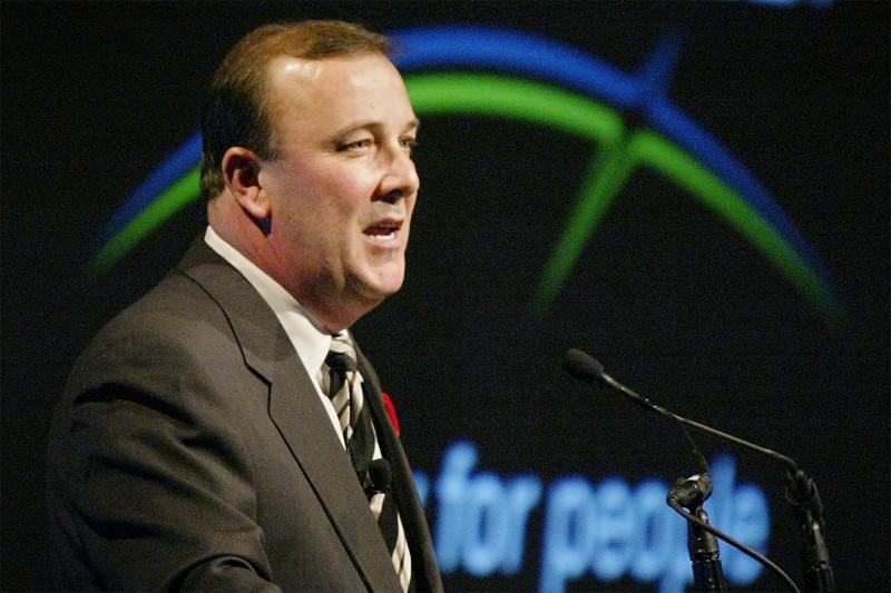 Randy Eresman, PDG d'Encana... (CP)