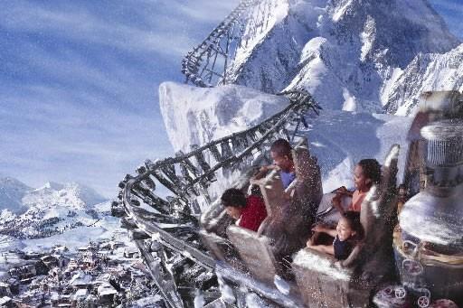 L'attraction Expedition Everest au Disney's Animal Kingdom.... (Photo: The Walt Disney Company)