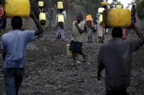 Le Congo, pays d'Afrique centrale grand comme toute... (Photo: AP)