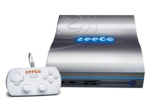 La console Zeebo... (Photo: Le Monde.fr)