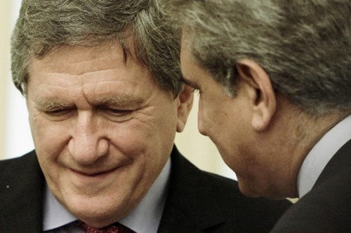 L'émissaire américain pour l'Afghanistan et le Pakistan,Richard Holbrooke.... (Photo: AP)