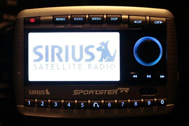 Sirius XM Radio... (Photo: Reuters)