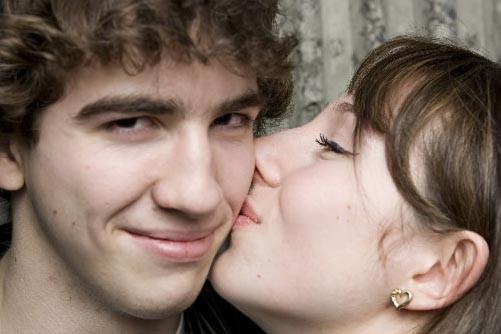 Julien 17 ans et Andréanne 16 ans, vivent... (Photo David Boily, La Presse)