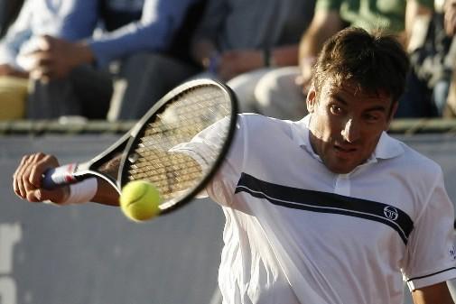 L'Espagnol Tommy  Robredo est la deuxième tête... (Photo: Reuters)