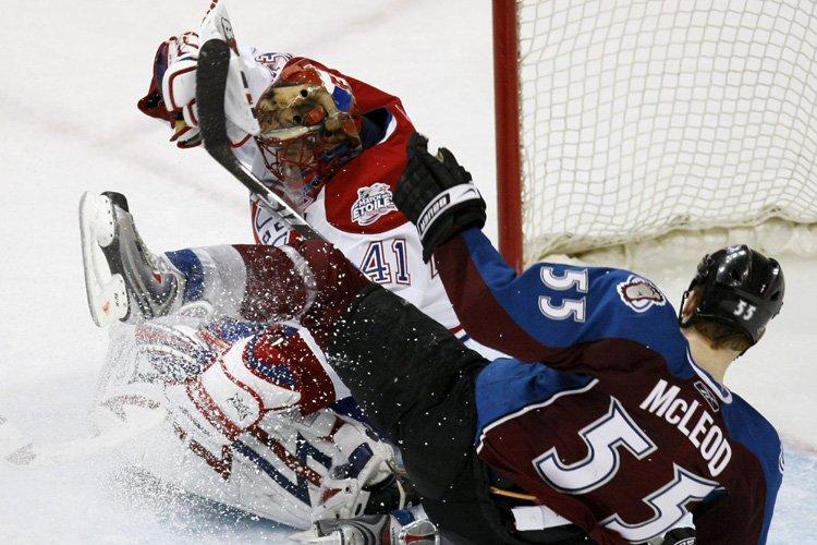 Jaroslav Halak a repoussé presque toutes les attaques... (Photo: Reuters)