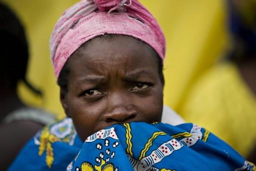 «C'est une abomination de dire que les viols et les atrocités... (Photo: Reuters)