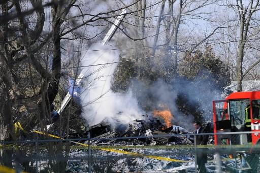 Une erreur du pilote de l'avion qui s'est écrasé la semaine... (Photo: AFP)