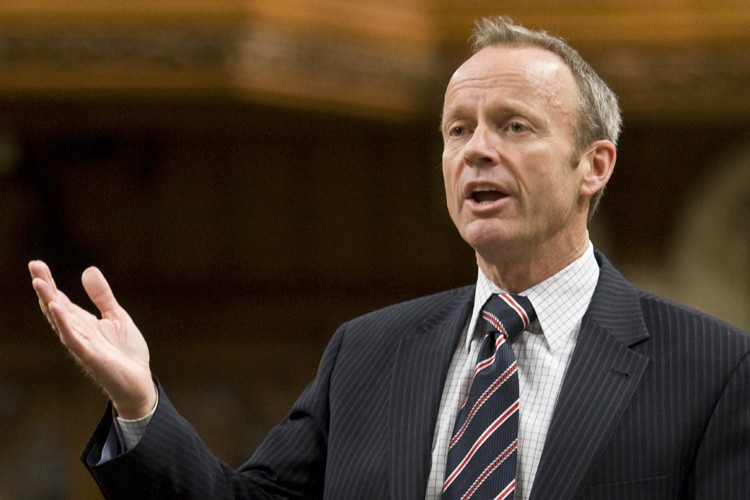 Stockwell Day... (Photo: PC)