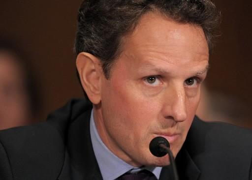 Timothey Geithner chapeauterait l'équipe de supervision des dépenses...