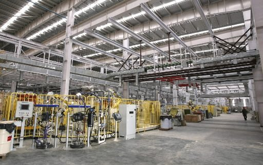 Les stocks des entreprises manufacturières et de... (Photo archives La Presse)