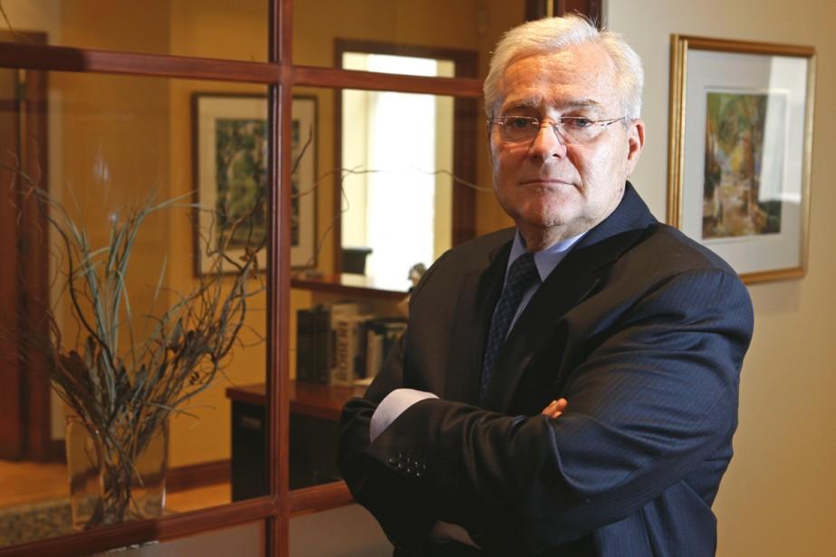 Un des pères de la loi sur le... (Photo: Robert Mailloux, La Presse)
