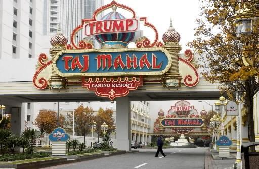 Trump Entertainment Resorts devrait se placer sous... (Photo: Associated Press)