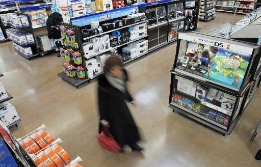 Le distributeur américain déclare des profits en... (Photo: Associated Press)