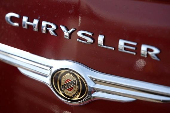 Le constructeur automobile américain Chrysler a... (Photo: Bloomberg News)