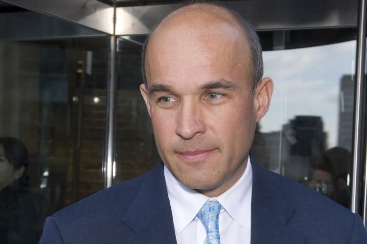 Le chef de la direction de Research In... (Photo: Bloomberg News)