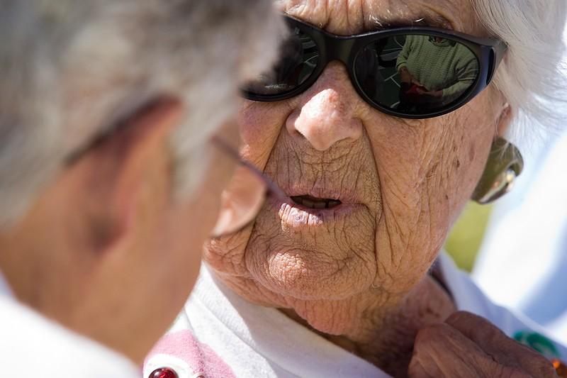 Dites toujours du bien de vos grands-parents... et vous vivrez plus longtemps!