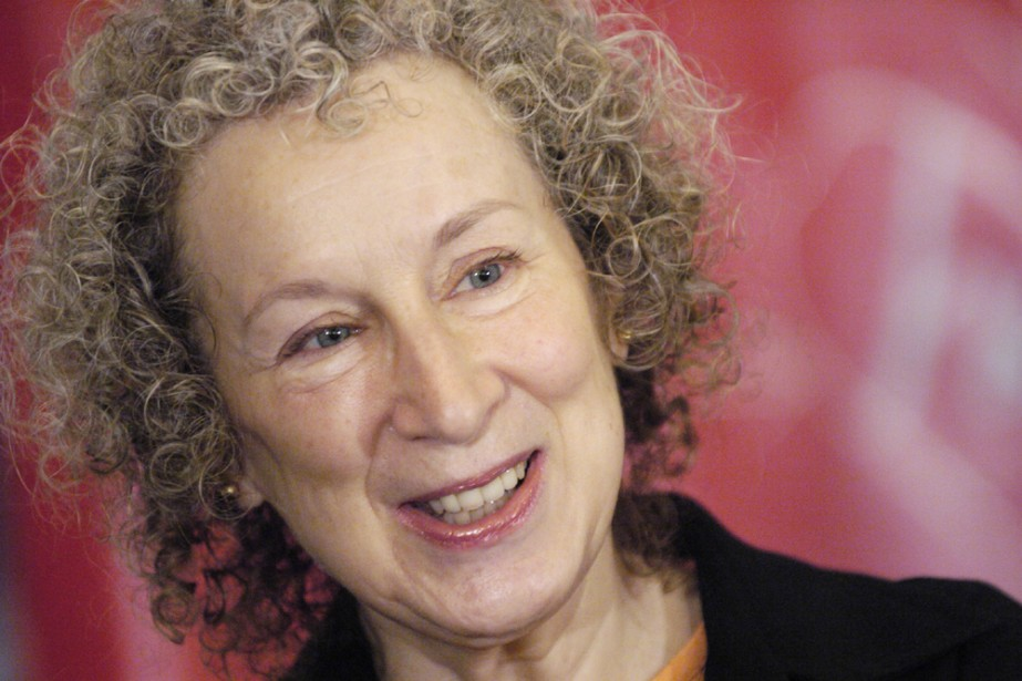Margaret Atwood... (Photo: PC)