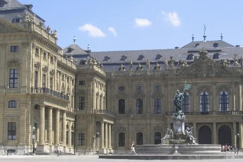 Le palais de Wurtzbourg a été inspiré par... (Photo: Martine Boulianne, collaboration spéciale)