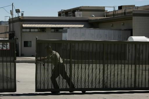 La fermetures de grands sites industriels a provoqué... (Photo: Agence France-Presse)