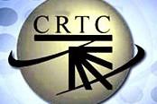 Le logo du CRTC...