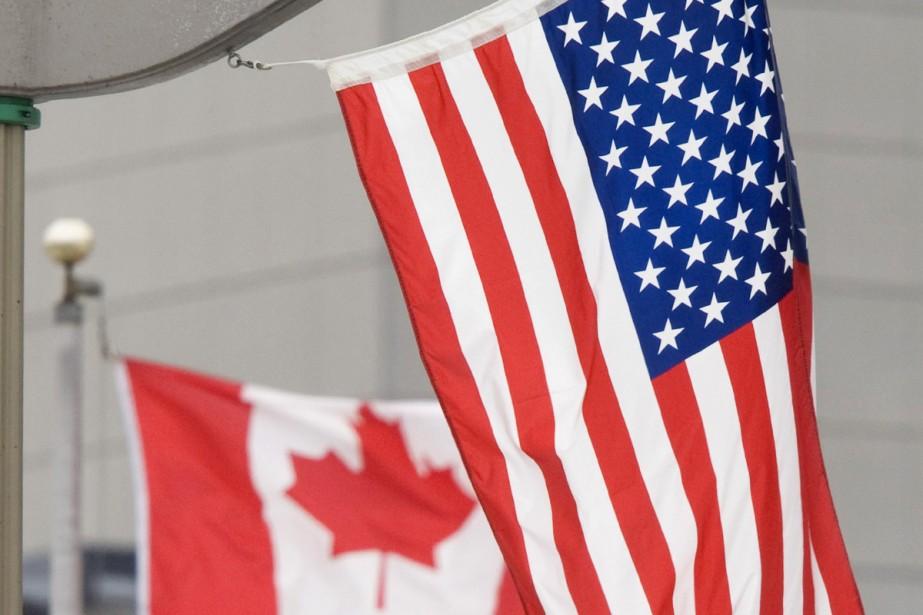 À quelques heures de la visite de Barack Obama à Ottawa, un nouveau sondage...