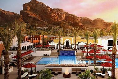 L'hôtel de luxe dans lequel le président... (Photo: www.icmontelucia.com)