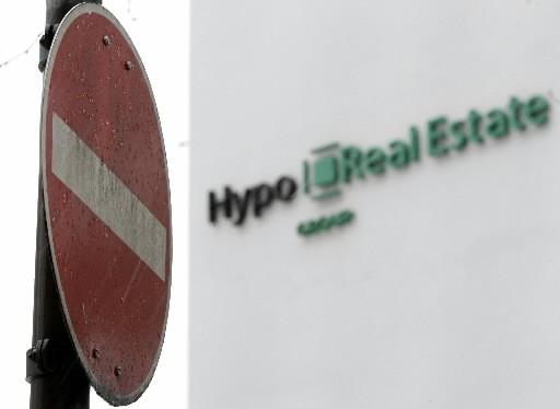 Hypo a demandé au gouvernement fédéral allemand environ... (Photo: Reuters)