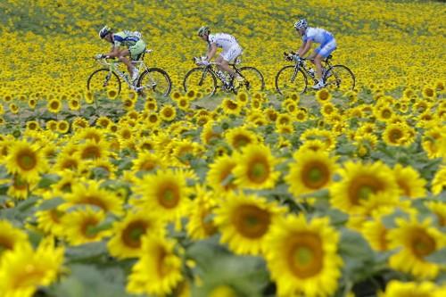 Le Tour de France se tient du 4... (Photo: AP)