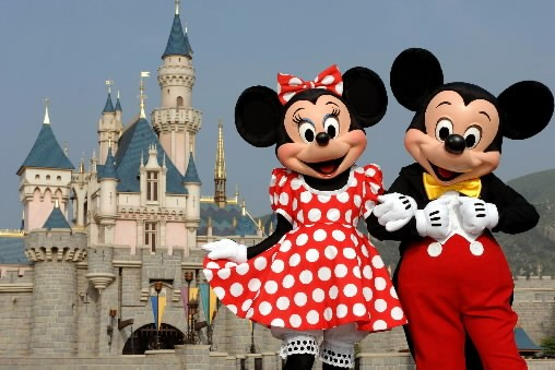 Le groupe américain de médias Disney a annoncé mardi qu'il se... (Photo: AP)