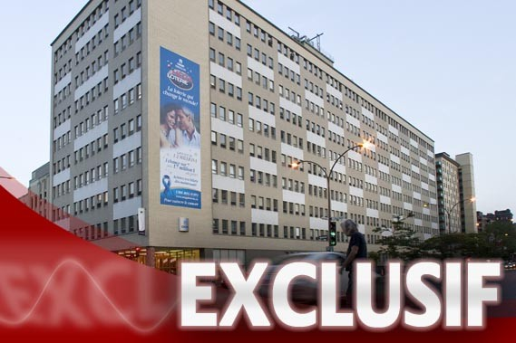 Résultat de la crise financière: les... (Photo André Pichette, La Presse)