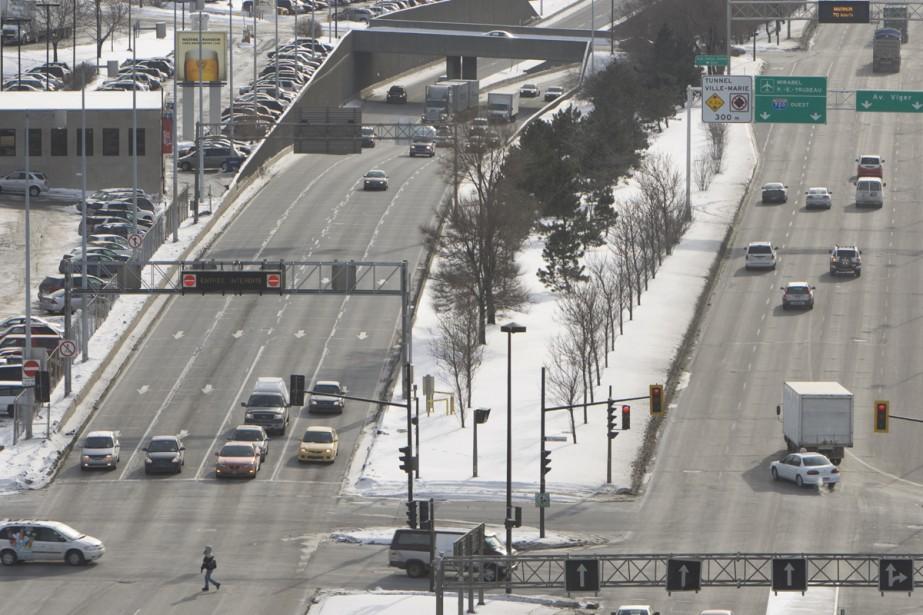 Le gouvernement Charest stoppe la... (Photo: Ivanoh Demers, La Presse)