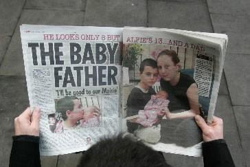 Des tests ADN ont révélé que l'adolescent britannique de 13 ans... (Photo: AFP)
