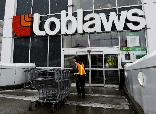 Loblaw ( (Photo: La Presse Canadienne)