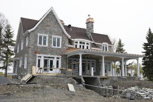 Avec la hausse de la valeur des propriétés... (Photo: Archives La Presse)