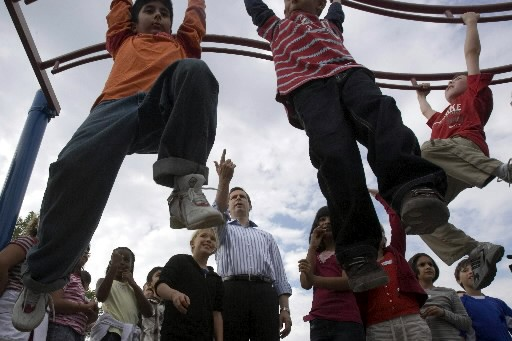 Environ un cinquième des blessures d'enfants surviennent à... (Photo: archives PC)