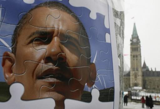 Barack Obama a choisi d'effectuer sa première visite... (Photo: REuters)