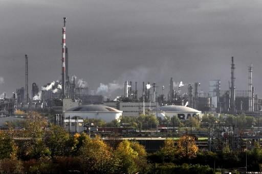 La production industrielle des États-Unis a repris... (Photo: Associated Press)