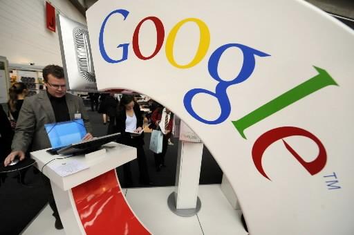 Google a annoncé mardi qu'il s'associait à... (Photo: Agence France-Presse)