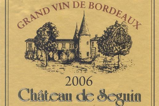 «Bientôt, on jugera les vins au poids!» ironisait Christian Moueix il y a...