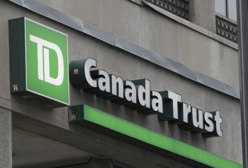 Le Groupe Financier Banque TD a... (Photo: Rémi Lémée, La Presse)