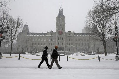 Le gouvernement du Québec fait exactement... (Photo: Archives La Presse)