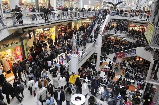 Les prix à la consommation aux États-Unis ont... (Photo: La Presse Canadienne)