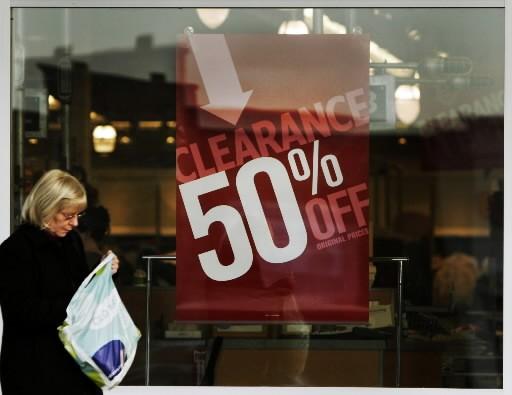 Les prix à la consommation sont repartis à la hausse... (Photo: Associated Press)