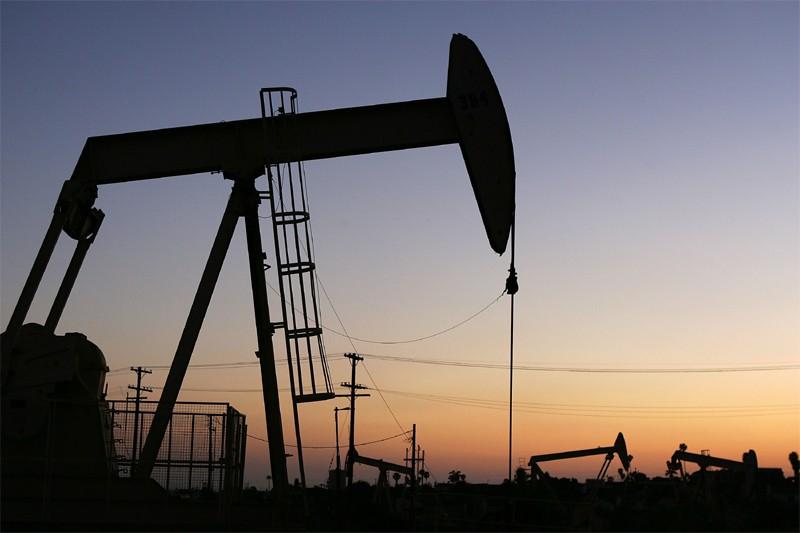 Les prix du pétrole ont rebondi mardi à New York, au lendemain d'une... (AFP)