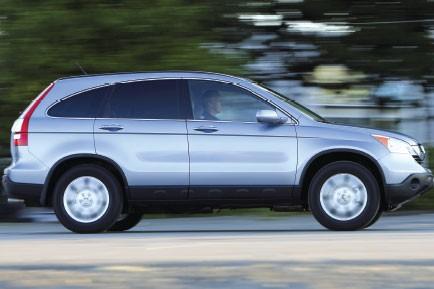 Un Honda CRV....
